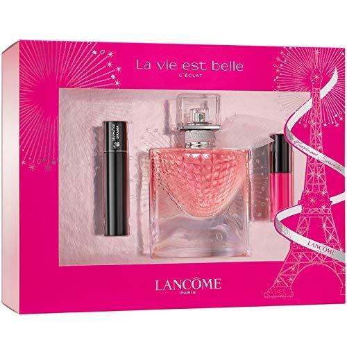 Lancôme La Vie est Belle Set mit L'Eclat de Parfum Spray 3-teilig
