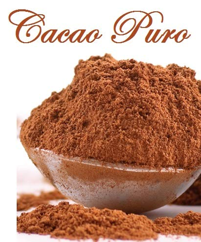 Cacao Puro 100% para Repostería 500 grs - Cacao Polvo 500 grs