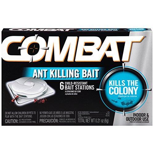 Combat Ant Killing Bait, 6 Cou