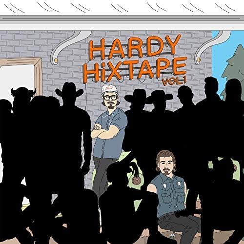 HIXTAPE, Hardy & Morgan Wallen