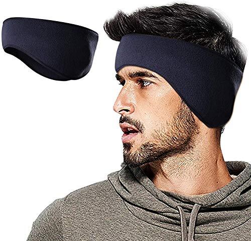Orejeras calentadoras de orejas, deportivas, diadema ajustable, plegables, protección auditiva para hombres...