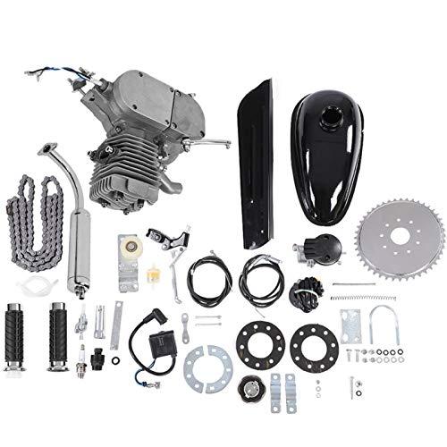 EVTSCAN Kit de Motor de Bicicleta 50CC, Kit de Moto motorizado a Gas de 2 Tiempos