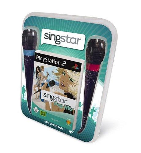 SingStar Pop Hits inkl. 2 Mikrofone