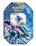 Pokémon PL Tin Deck Box #16 Suicune