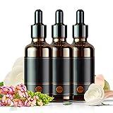 AXD Custom Essential Oil Set-3 Pack, 10ML (Cologne, Ocean, Flower)