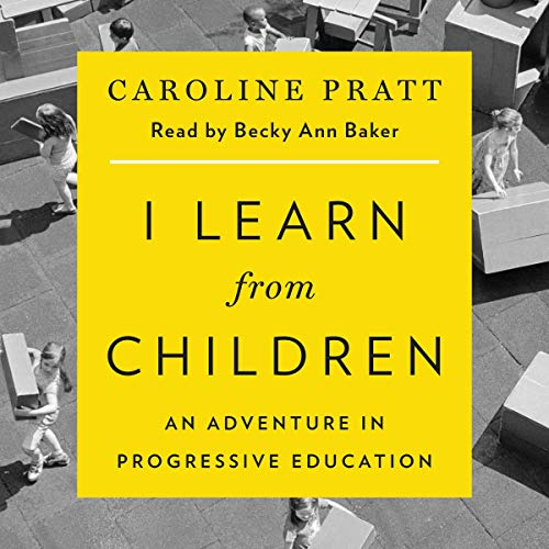 Free Audio Book - I Learn from Children