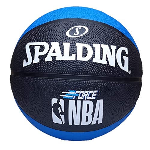 Bola Basquete Spalding NBA FORCE Tam. 7 - Borracha