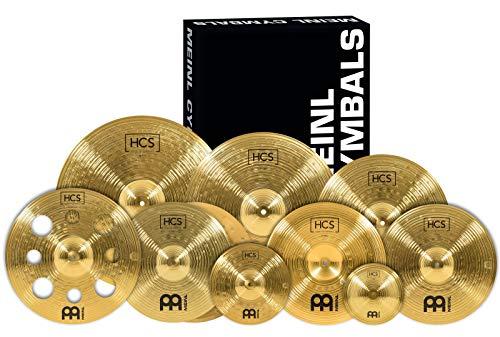 Meinl Cymbals HCS-SCS1 Ultimate Special Becken Set