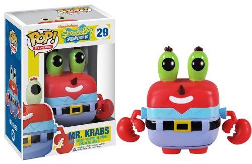 Funko Mr. Krabs Pop Figure