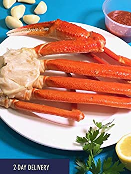 Ocean s Finest Seafood - Snow Crab Legs  Large  - 3 LB s