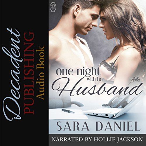 One Night With Her Husband audiobook cover art