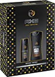 Axe 2 regalo Pack (Gel de Ducha Dark Temptation 250 ml, Body Spray Dark temptation150 ml), 2 unidades (2 x 356 g)