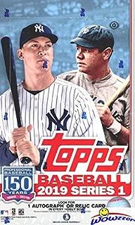 Best 2019 topps baseball hobby box Reviews