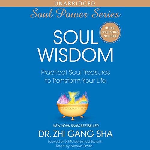Soul Wisdom audiobook cover art