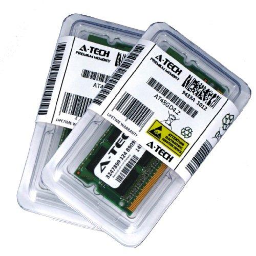 256MB Kit (128MB x 2) SDRAM PC100 Laptop Memory Module (144-pin SODIMM, 100MHz) Genuine A-Tech Brand 144 Pin Pc100 Sdram Sodimm