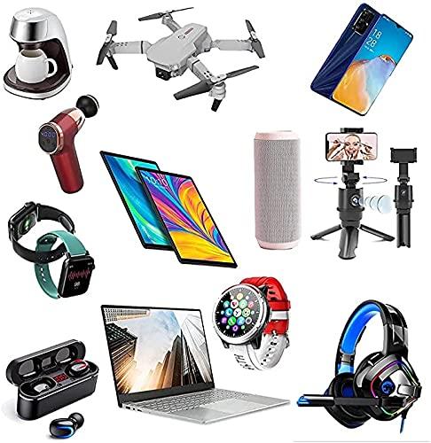 Xue Mei Zi Caja de Misterio para la Sorpresa Misterio Artículo Los Productos podrían ser: últimos Drones, Relojes Inteligentes, Reloj de cámara ect, Cualquier Cosa es Posible