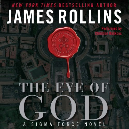 The Eye of God audiobook cover art