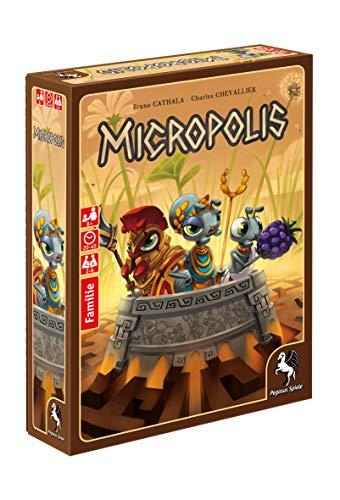 Pegasus Spiele 57020G - Micropolis (deutsche Ausgabe)
