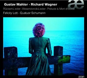 Mahler & Wagner: Rückert-Lieder, Wesendonck-Lieder, Prélude & Mort d'Isolde