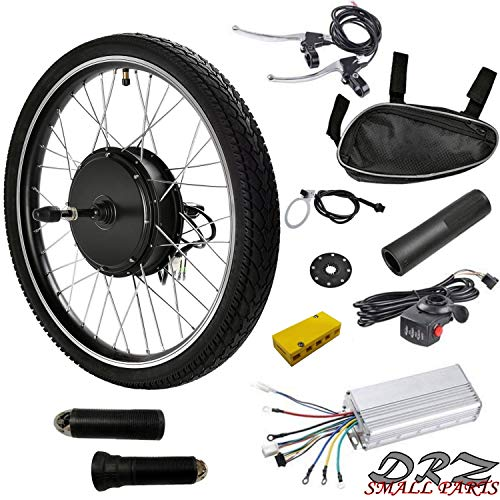 "Auto Express 26"" Ebike 36V 500W Electric Bicycle Motor Conversion KitCycling Front Wheel Hub"