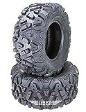Set of 2 ATV UTV Tires 26x11-14 26x11x14 6PR Mud