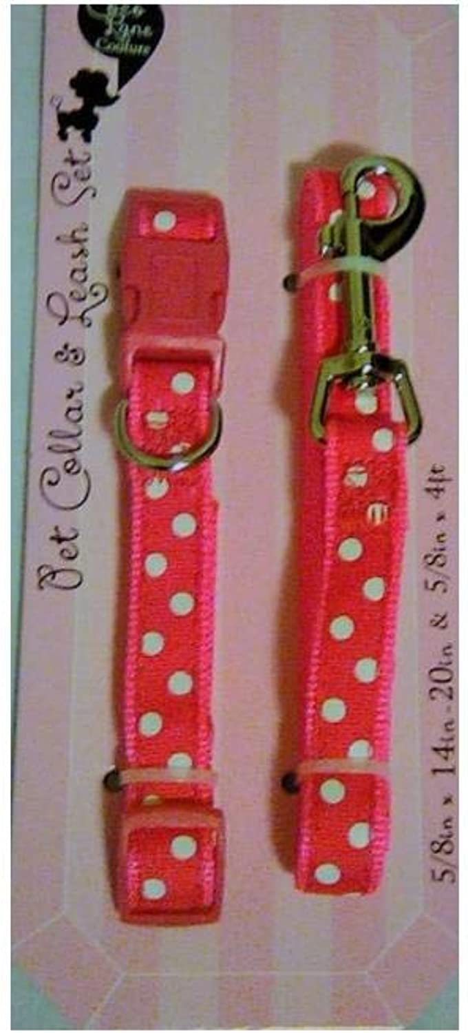 Coco Lane Couture Dog Collars (Pink)