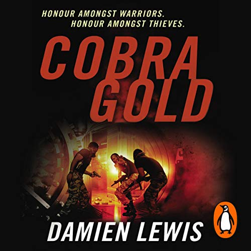 Cobra Gold cover art