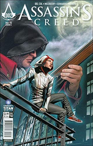 Assassin's Ranking TOP7 Creed: Trial By trend rank Fire #2C FN Titan book ; comic