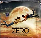 ZERO - Musik CD zum Film - Bollywood Soundtrack - Shah Rukh Khan, Anushka Sharma,...