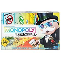 Adulting is hard; take a break from the rat race with this edition of the Monopoly game Race against opponents when passing Go.