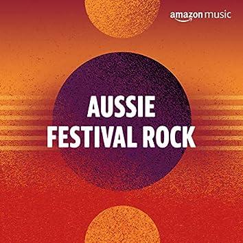 Aussie Festival Rock