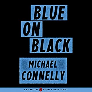 Blue on Black cover art