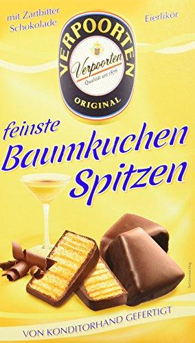 Kuchenmeister Feinste Baumkuchenspitzen Verpoorten, 7er Pack (7 x 125 g)