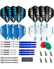 Gerwyn Price Iceman dartpijlen accessoirepakket