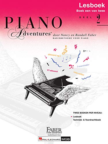 Piano Adventures: Lesboek 2 - Klavier - Buch