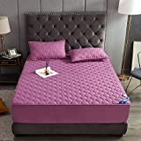 HAIBA Protector de colchón impermeable Almohadilla de colchón...