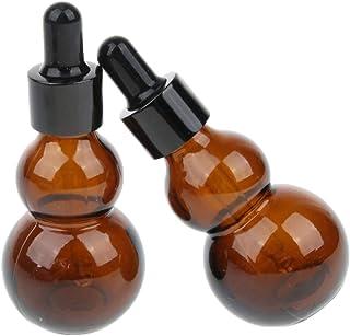 joyMerit 12x Bouteilles de Compte-gouttes pour Les Yeux avec de L'huile Essentielle