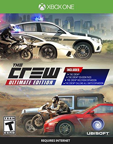 The Crew Ultimate Edition - XboxOne
