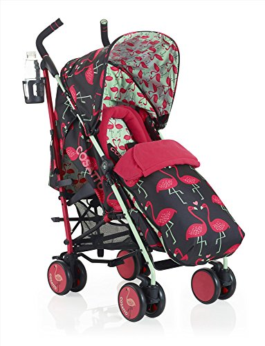 Best Prices! Cosatto Supa Stroller, Flamingo Fling