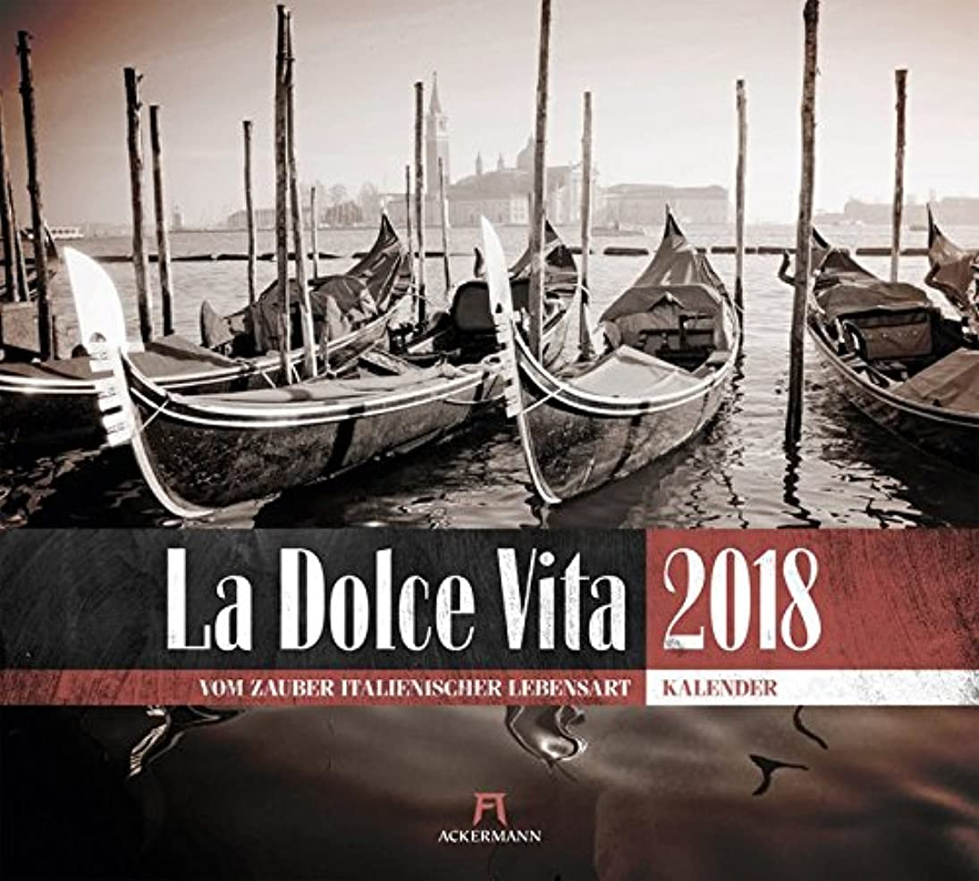 かかわらず大騒ぎ経由でLa Dolce Vita 2018: Vom Zauber italienischer Lebensart
