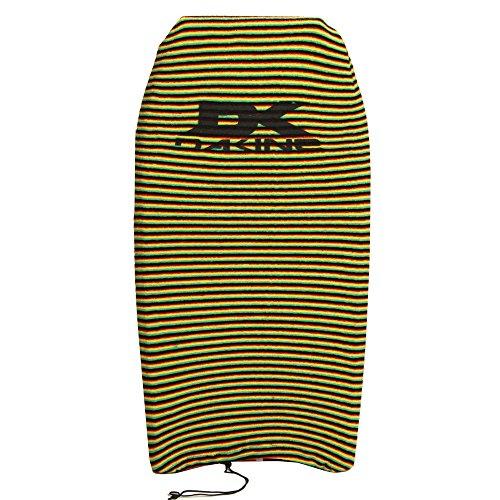 Dakine Knit Tasche Bodyboard Unisex Erwachsene Rasta Stripe 117x 66x 8cm