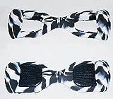 Zebra de protection en silicone anti-rayures Coque Housse skin pour 6,5 pouces Smart Scooter électrique auto-équilibrage...