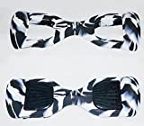 Zebra de protection en silicone anti-rayures Coque Housse skin pour 6,5 pouces Smart...