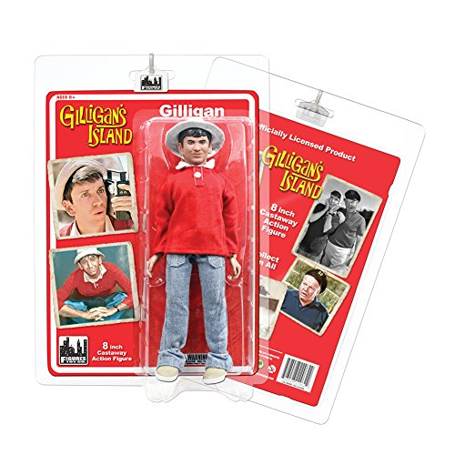 Gilligan's Island 8 Inch Action Figures Series 1: Gilligan