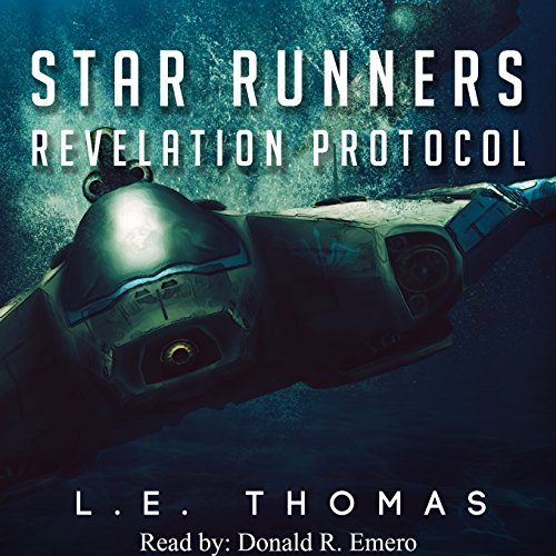 Star Runners: Revelation Protocol (#2) audiobook cover art