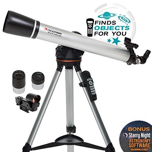 Celestron 22051 LCM 80 Informatizado telescopio