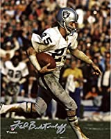 "Fred Biletnikoff Las Vegas Raiders Autographed 8"" x 10"" Run Photograph - Fanatics Authentic Certified"