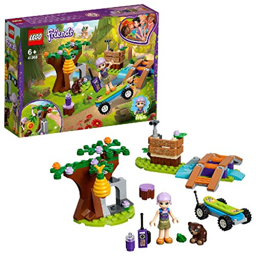 LEGO Aventura en el Bosque de MIA
