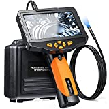 5 inches IPS Inspection Camera, Teslong Dual...