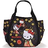 【B8-2】 Hello Kitty ハローキティ 限定 和柄 マザーズバッグ トートバッグ マザーズトートバッグ ■KITTY-WG■(4009雅)